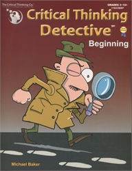 Critical Thinking Detective™ Beginning