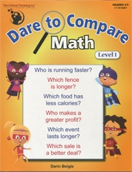 Dare to Compare Math Level 1