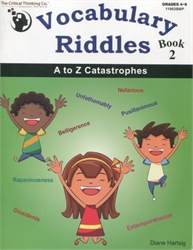 Vocabulary Riddles Book 2