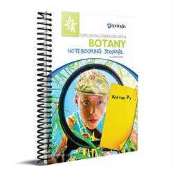 Exploring Creation With Botany - Notebooking Journal