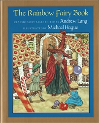 Rainbow Fairy Book