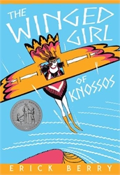 Winged Girl of Knossos