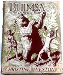 Bhimsa, the Dancing Bear