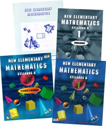 New Elementary Mathematics 1 - Bundle
