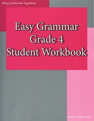 Easy Grammar Grade 4 - Student Workbook