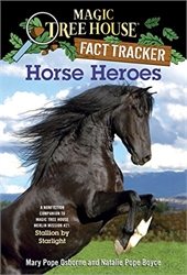 Magic Tree House #49 - Fact Tracker
