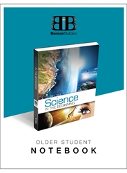 Science in the Beginning - Older Student Notebook