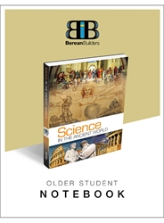 Science in the Ancient World - Older Student Notebook