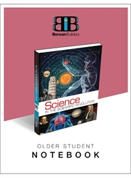 Science in the Scientific Revolution - Older Student Notebook