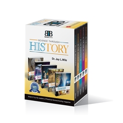 Berean Builders Science Through History - Elementary Boxed Set