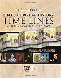 Rose Book of Bible & Christian History Timelines