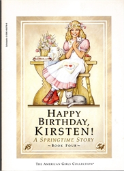 Happy Birthday, Kirsten!