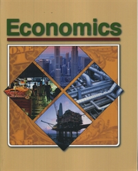 Economics - Student Textbook (really old)