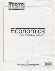 Economics - Tests (really old)