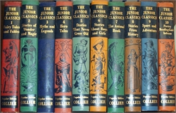 Collier's Junior Classics - 10 Volume Set
