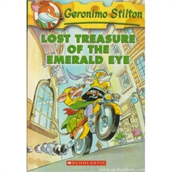 Lost Treasure of the Emerald Eye