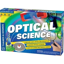 Optical Science - Experiment Kit