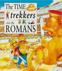 Time Trekkers Visit the Romans