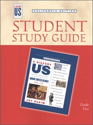 History of US Book 2 - Student Study Guide