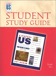 History of US Book 3 - Student Study Guide