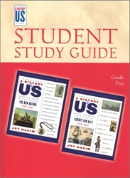 History of US Books 4 & 5 - Student Study Guide