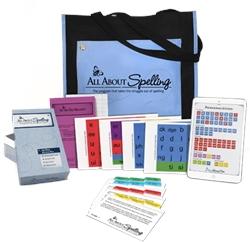 All About Spelling - Deluxe Interactive Kit