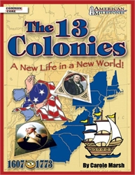 13 Colonies: A New Life in a New World