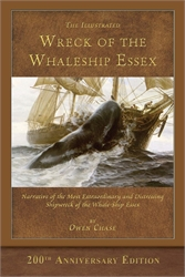 Illustrated Wreck of the Whaleship Essex