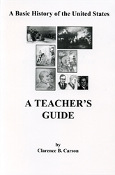 Basic History of the United States - Teacher's Guide