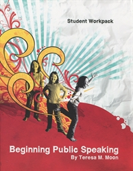 Beginning Public Speaking - Student Workbook