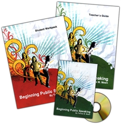 Beginning Public Speaking - Starter Set