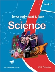 So You Really Want To Learn Science - Book 1 with Answer Key