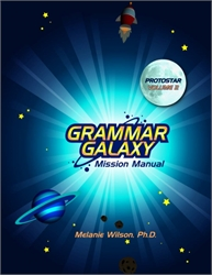 Grammar Galaxy Protostar - Mission Manual