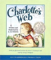 Charlotte's Web Audio CD (unabridged)