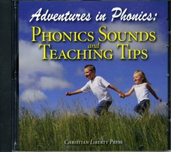 Adventures in Phonics - CD