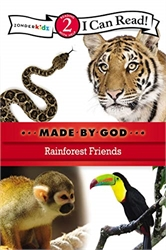Made By God: Rainforest Friends