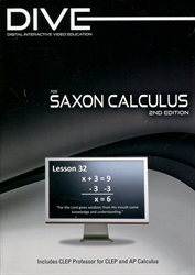 DIVE Calculus CD-ROM (2nd Edition)