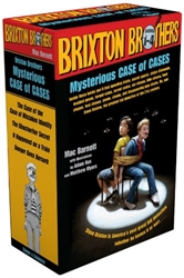 Brixton Brothers Mystery series - Books 1-4