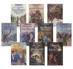 Adventures of the Northwoods books 1-10