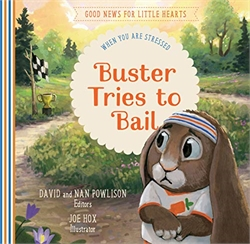 Buster Tries to Bail