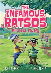 Infamous Ratsos: Project Fluffy
