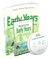 Enjoying the Early Years - Book & DVD Set