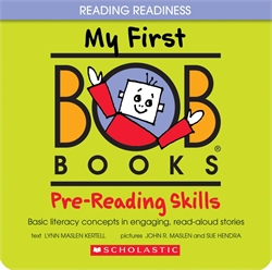 My First Bob Books  Pre-Readng Skills