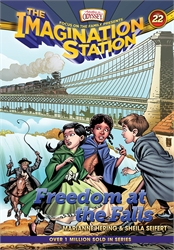 AIO Imagination Station Book #22