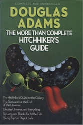 More Than Complete Hitchhiker's Guide to the Galaxy