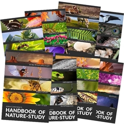 Comstock's Handbook of Nature Study - Complete Set with Introductions Book