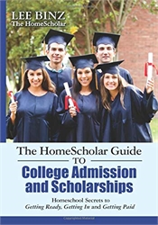 HomeScholar Guide to College Admission and Scholarships