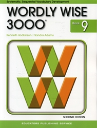 Wordly Wise 3000 Book 9 (old)