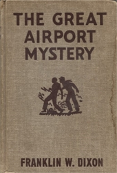 Hardy Boys #09: Great Airport Mystery