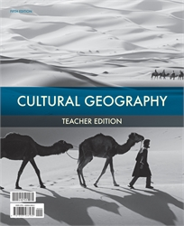 Cultural Geography - Teacher Edition (July 2021)